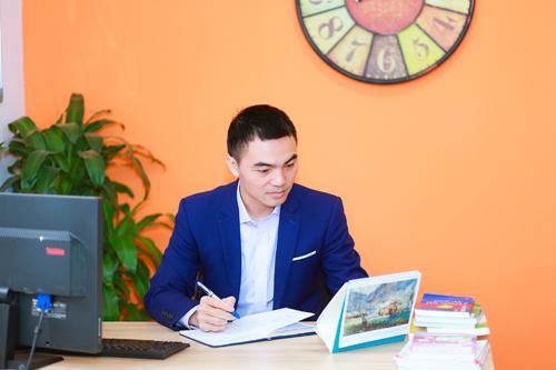 CEO Trần Trọng Hùng - Chủ tịch HĐQT Công ty FBL (Sở hữu trường mầm non HOS).