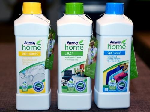 Các sản phẩm tẩy rửa với công thức đậm đặc giúp chị em tiết kiệm chi phí hiệu quả