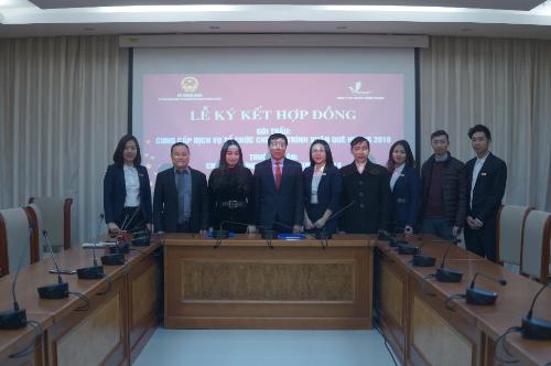 Công ty Vietart nhận gói thầu chương trình 'Xuân quê hương 2018'