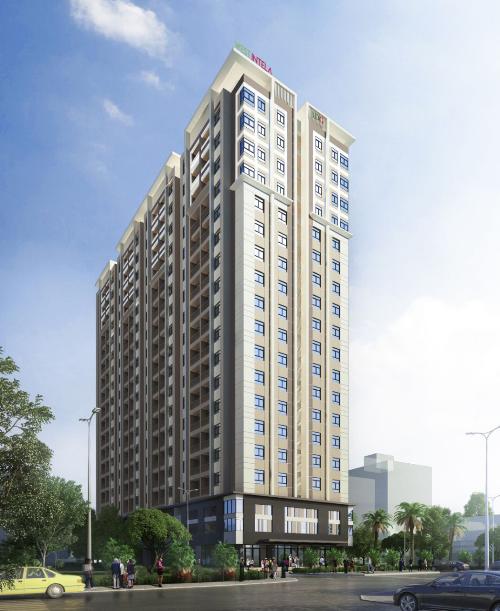 West Intela là khu căn hộ thứ ba trong chuỗi các khu căn hộ thông minh do LDG Group phát triển tại TP HCM.