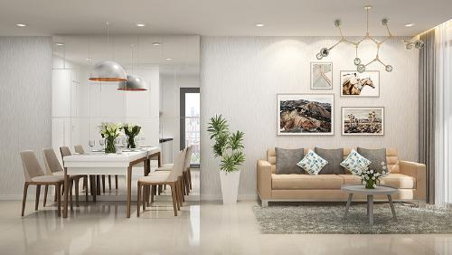 West Intela được thiết kế theo mô hình căn hộ thông minh công nghệ 4.0 đảm bảo cho cư dân tại đây có cuộc sống hiện đại và an toàn.