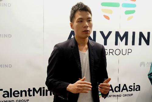 Nhà đồng sáng lập kiêm CEO AnyMind tự tin vào tương lai của trí tuệ nhân tạo.