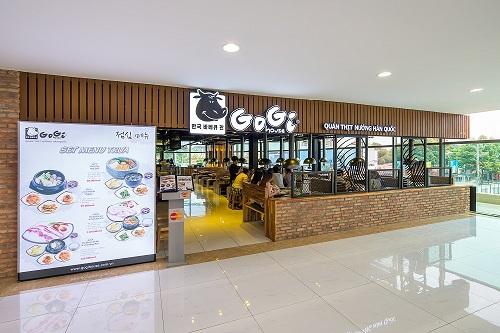 GoGi Houselà một trong những chuỗi nhà hàng đông khách nhất của công ty.