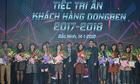 Công ty CP Đông Bản VN trao thưởng cho khách hàng đại lý