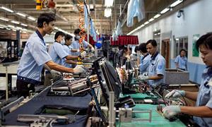 VEPR: GDP tăng 6,65% năm 2018