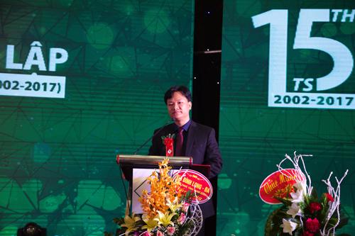 Ông Mai Đức Hiển - Giám đốc công ty Thiên Sơn Stone.