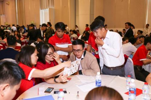 Đã có hơn 450 khách hàng đặt chỗ để sở hữu dự án Saigon Intela tính đến hết quý IV/2017.