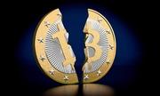 Bong bóng xì hơi, Bitcoin mất nửa giá trong một tháng
