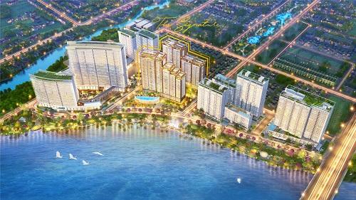 Phú Mỹ Hưng Midtown là dự án đầu tiên tại đô thị được triển khai bởi liên doanh với đối tác Nhật Bản gồm Daiwa House Group, Noruma Real Estate Group, Sumitomo Forestry Group.
