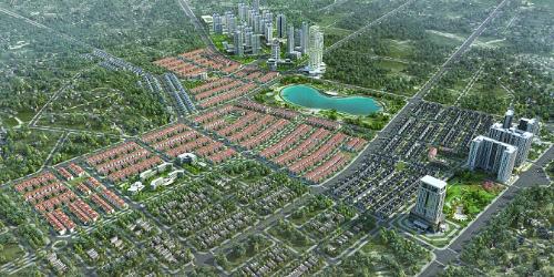 Ưu đãi tới 20 cây vàng khi mua biệt thự An Khang Villa - 2