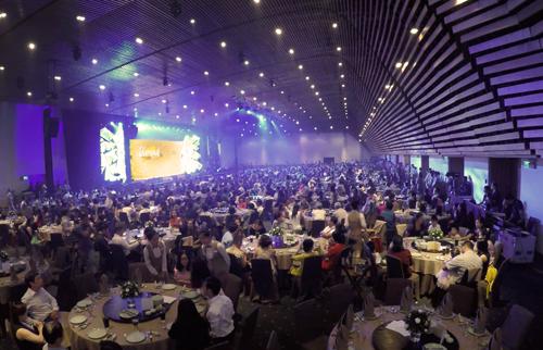 Hơn 800 khách hàng tham dự sự kiện Tri ân khách hàng do Kusto Home tổ chức
