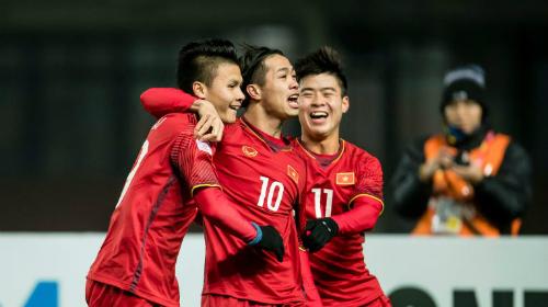 Hãng hàng không miễn phí một năm bay cho U23 Việt Nam