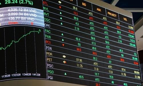 HoSE lỗi giao dịch sau khi thị trường tăng 25 điểm