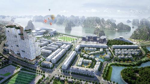 Khu đô thị Mon Bay toạ lạc tại quảng trường cột 3 - trung tâm TP Hạ Long. Hotline 0962 88 6006, 0933 88 6969. Website:www.monbay.vn