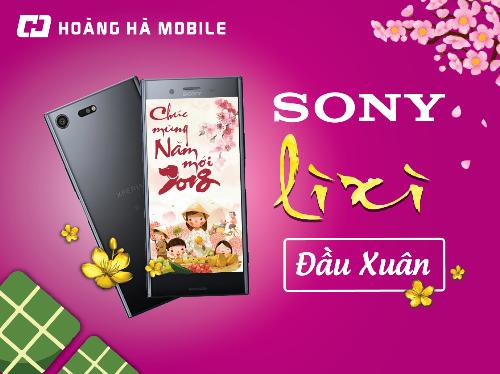 Cơ hội trúng tiền mặt khi khách hàng mua điện thoại Sony