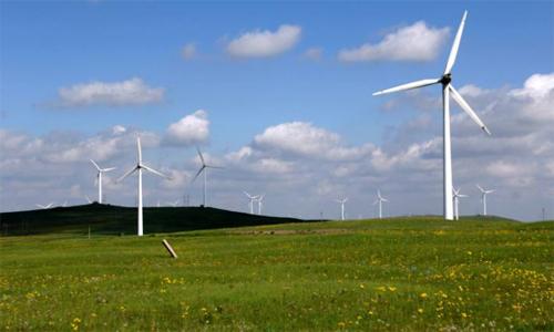 Sinovel là doanh nghiệp điện gió hàng đầu Trung Quốc.