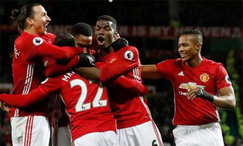 Man Utd đạt doanh thu 676 triệu euro trong mùa giải vừa qua.