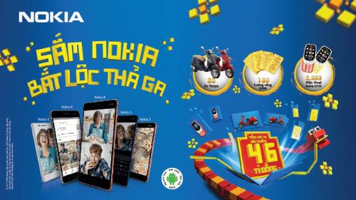 Mua điện thoại Nokia trúng ngay xe máy Vespa (xin bài edit) - 2