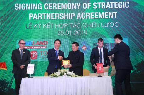 MBLand Holdings hợp tác với 6 tập đoàn phát triển bất động sản - 1