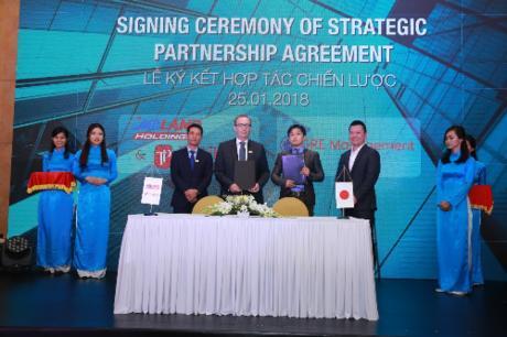 MBLand Holdings hợp tác với 6 tập đoàn phát triển bất động sản - 4