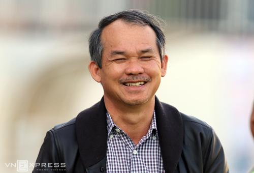 Bầu Đức là người đi đầu trong công tác đào tạo trẻ ở Việt Nam. Ảnh:Đức Đồng