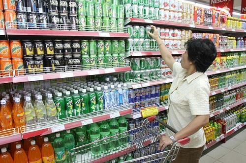 Interfood là đơn vị sở hữu thương hiệu đồ uống Wonderfarm và Kirin tại Việt Nam.