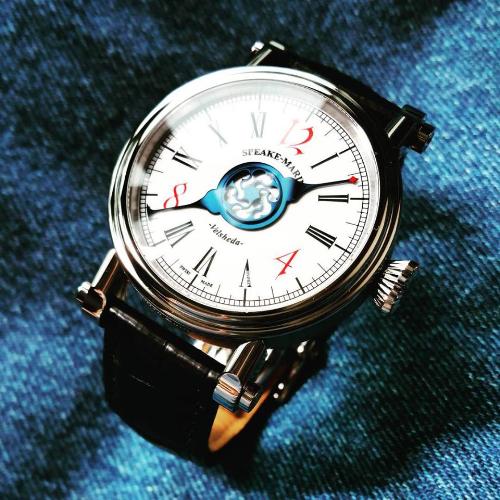 Đồng hồ trăm triệu dùng vật liệu hàng không vũ trụ - 6