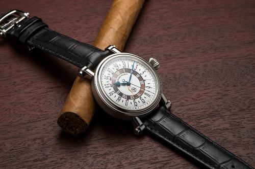 Đồng hồ trăm triệu dùng vật liệu hàng không vũ trụ - 5