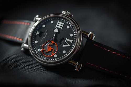 Đồng hồ trăm triệu dùng vật liệu hàng không vũ trụ - 8