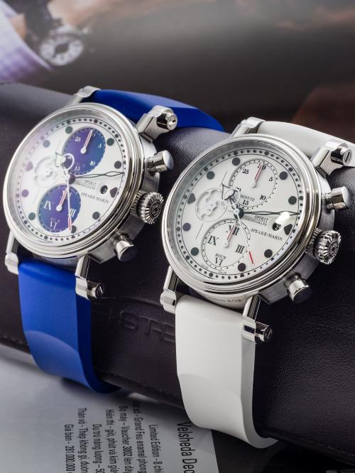 Đồng hồ trăm triệu dùng vật liệu hàng không vũ trụ - 7