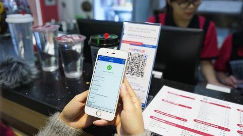 Tặng 100.000 đồng khi trải nghiệm QR Pay trên Mobile Banking - 1