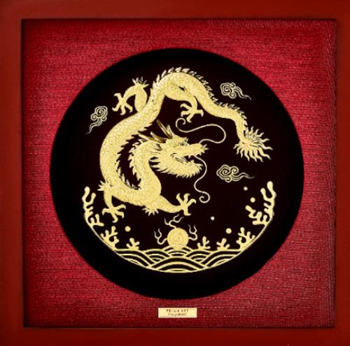 Prima Art ra mắt bộ sưu tập rồng tài lộc cho Tết Mậu Tuất