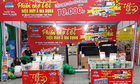 Thiên Hòa tổ chức chợ Tết hàng điện máy, gia dụng