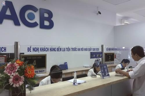 ACB sắp trả 10% cổ tức bằng cổ phiếu cho cổ đông.