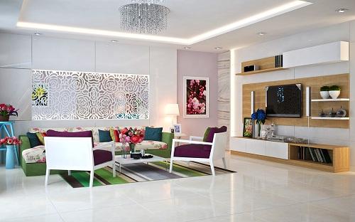Năm mới, hầu hết gia chủ đều có nhu cầu sửa sang, trang trí lại căn hộ.