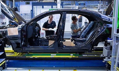 Công nhân Đức sẽ được làm việc 28 giờ mỗi tuần. Ảnh: AFP