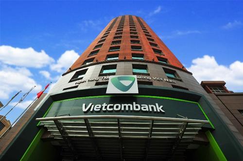 Vietcombank tiếp tục dẫn đầu hệ thống về chi trả lương cho nhân viên. Ảnh: VCB.