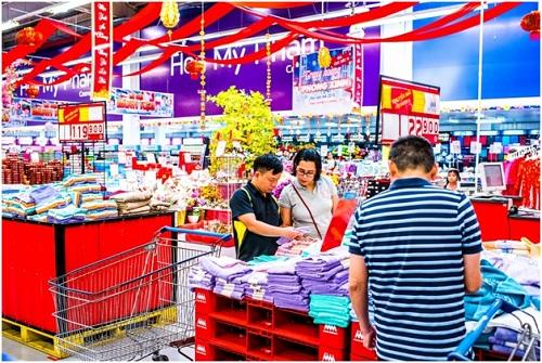 Chỉ cần đến MM Mega Market, người tiêu dùng có thể sắm tất cả thực phẩm, đồ dùng& phục vụ Tết Mậu Tuất với giá tiết kiệm.