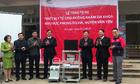Dai-ichi Life tặng thiết bị y tế cho phòng khám tỉnh Yên Bái
