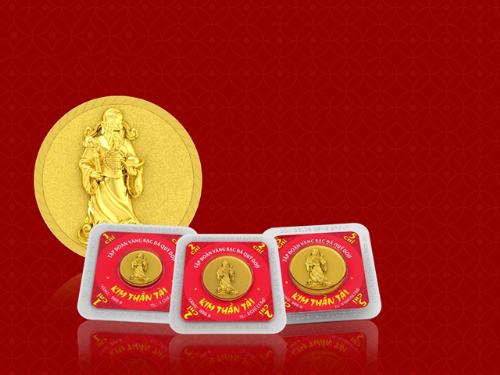 Điểm mặt các sản phẩm vàng hút khách dịp vía Thần Tài 2018 - 3