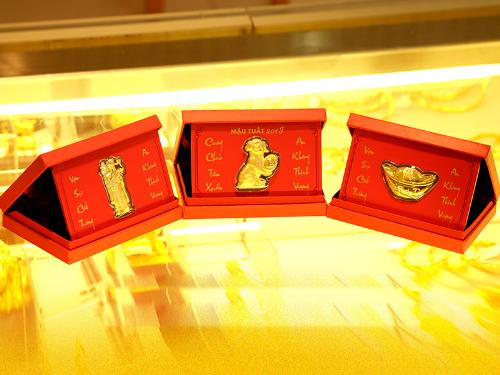 Điểm mặt các sản phẩm vàng hút khách dịp vía Thần Tài 2018 - 5