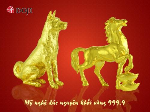 Điểm mặt các sản phẩm vàng hút khách dịp vía Thần Tài 2018 - 7