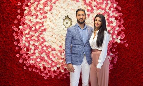 Sunny Chadha vàSeema Bansal đã sáng lậpVenus Et Fleur. Ảnh:Venus Et Fleur