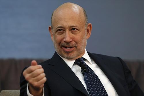 CEO Goldman Sachs nhận thù lao 26 triệu USD