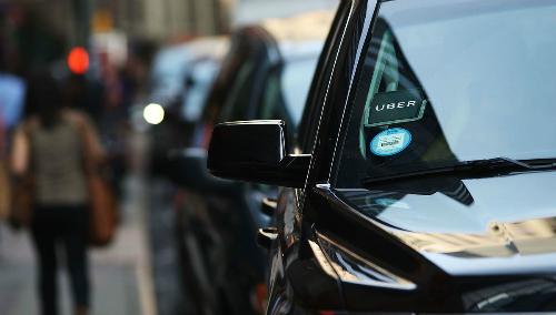 Khoản lỗ của Uber đạt 4,5 tỷ USD trong năm 2017, tăng 61% so với cùng kỳ năm trước. Ảnh: Bloomberg