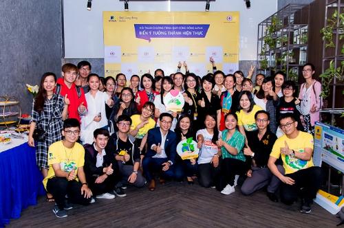 Quỹ cộng đồng Aviva khuyến khích toàn thể công dân Việt Nam tham gia.