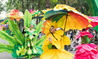 Loạt hoạt động vui xuân tại Công viên Văn hóa Đầm Sen