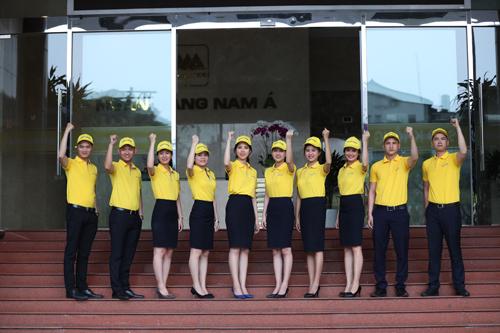 Nam A Bank tuyển dụng nhiều nhân sự để phục vụ phát triển kinh doanh.