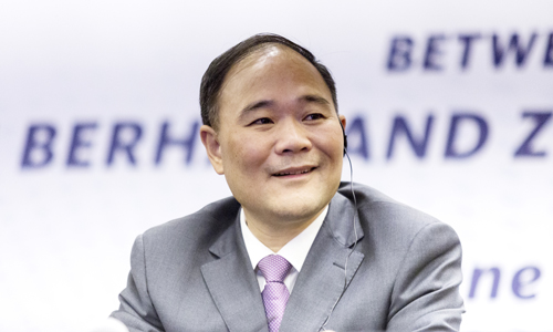 Tỷ phú Trung Quốc mua cổ phần Mercedes