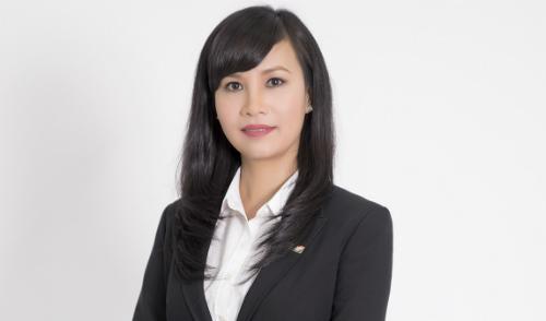 Bà Trần Tuấn Anh.
